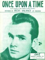 Ricky Valance - Once Upon A Time